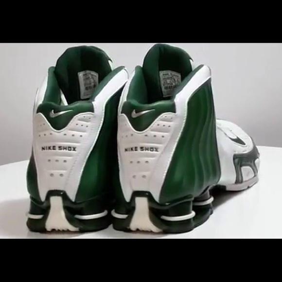 Nike Shoes   Nike Shox Flight High Tops